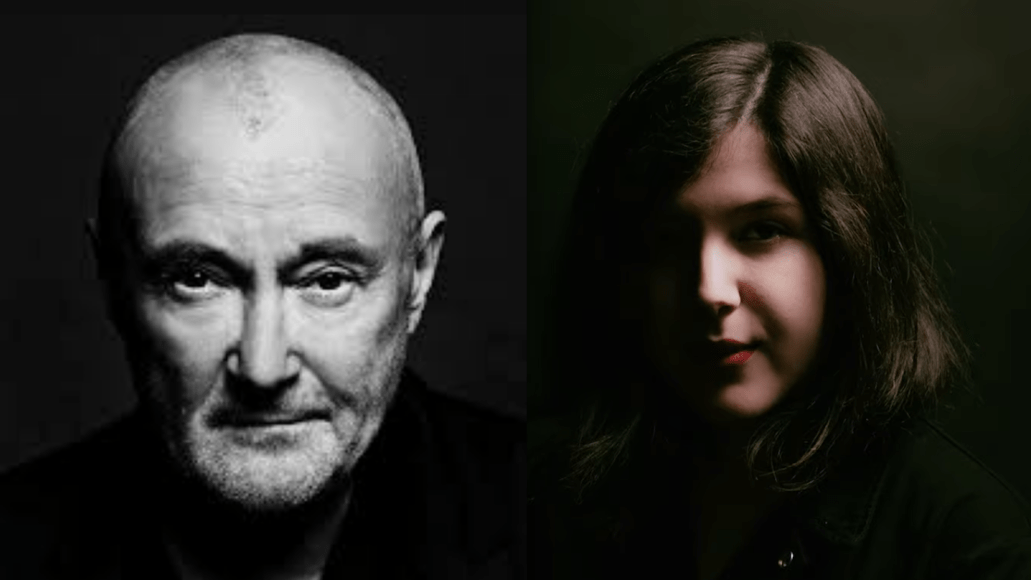 """Phil Collins and Lucy Dacus cover song """"In the Air Tonight"""" Halloween 2019 EP"""