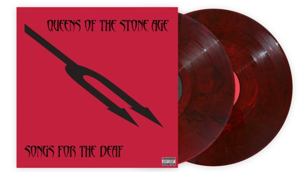 Queens of the Stone Age's Songs For the Deaf