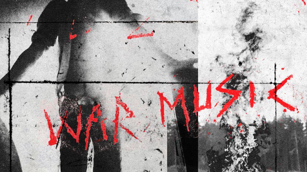 Refused War Music album artwork