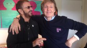 Ringo Starr Paul McCartney Collaboration