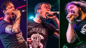 Sick of It All, Napalm Death, Municipal Waste at Bowery Ballroom