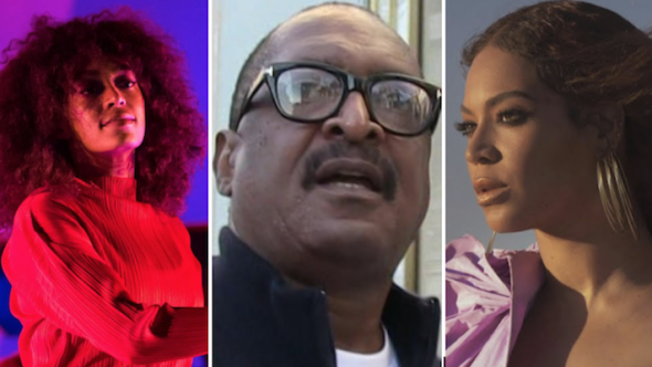 Solange Mathew Knowles Beyonce breast cancer