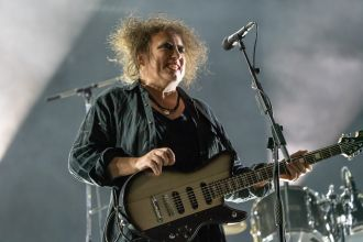 The Cure at Austin City Limits 2019, photo by Amy Price