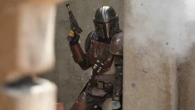 The Mandalorian Disney+ Plus Trailer Star Wars