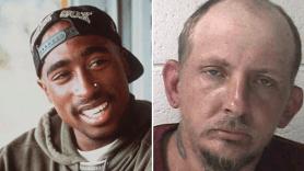 Tupak Shakur white meth alive arrest