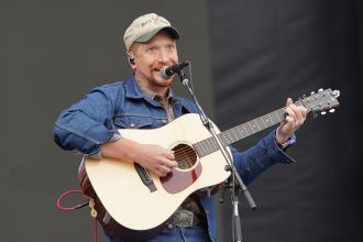 Tyler Childers at Austin City Limits 2019, photo by Amy Price