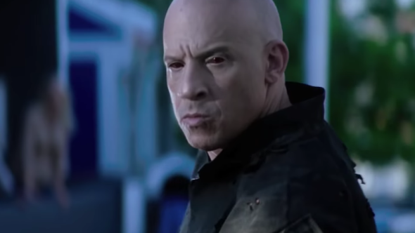 Vin Diesel Bloodshot valiant cinematic universe trailer movie