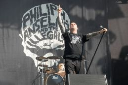 Philip Anselmo & The Illegals at Aftershock