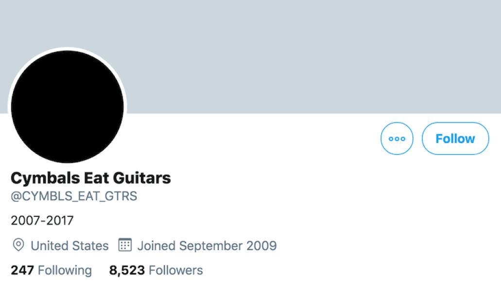 cymbals eat guitars breakup Joe DAgostino confirms Cymbals Eat Guitars breakup, announces solo album