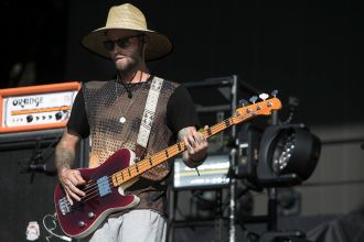 Highly Suspect at Aftershock