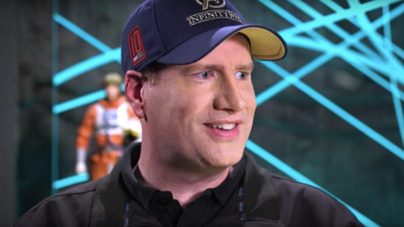 kevin feige chief creative officer marvel