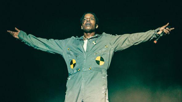 Sweden Stockholm concert arrest ASAP Rocky, photo by Kimberley Ross