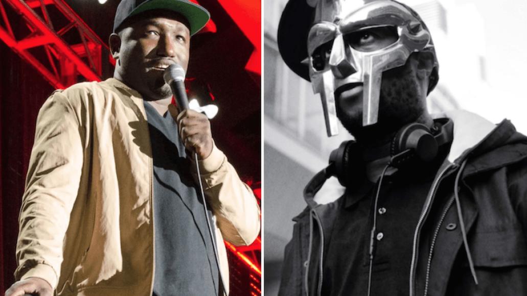 Adult Swim Festival prank Captain Murphy Flying Lotus mask MF Doom and Hannibal Buress