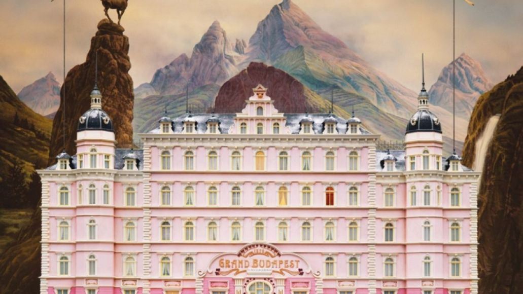Alexandre Desplat The Grand Budapest Hotel 2014 Top 25 Film Scores of the 2010s