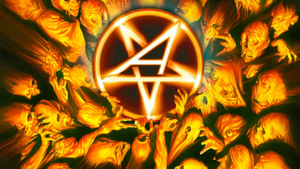 Anthrax - Worship Music - Top Metal Songs 2010s