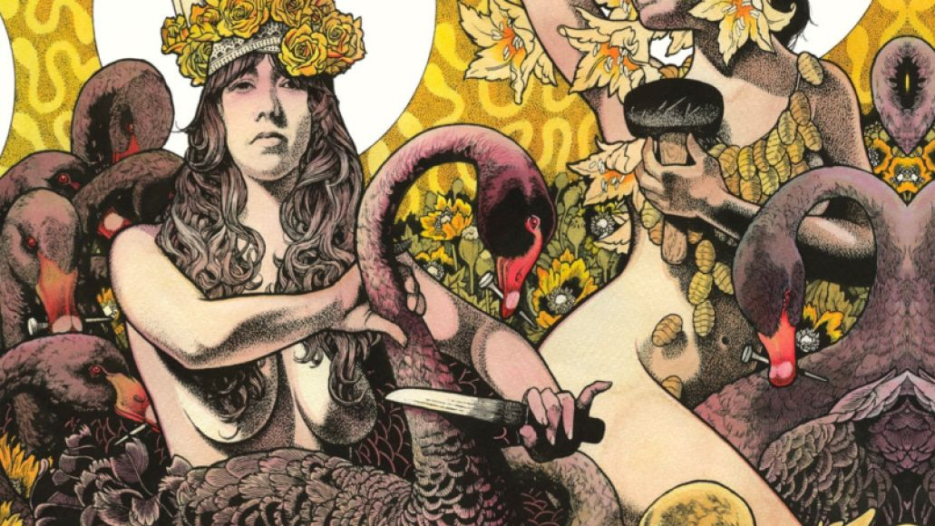Baroness - Yellow & Green - Top Metal Songs 2010s
