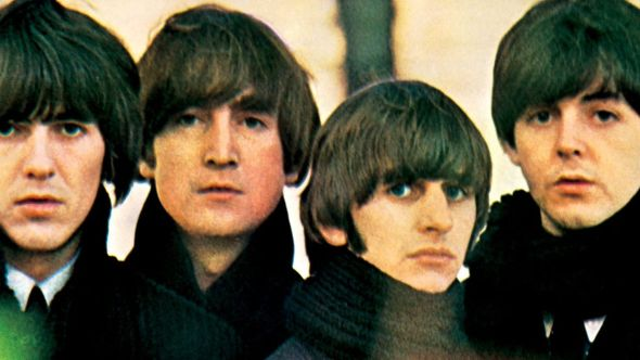 Artwork for The Beatles For Sale