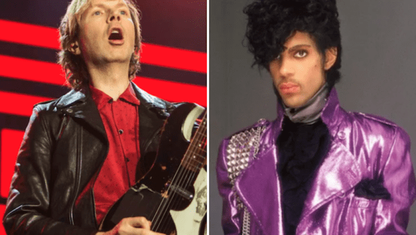 Beck Prince Paisley Park Sessions EP Cover Medley