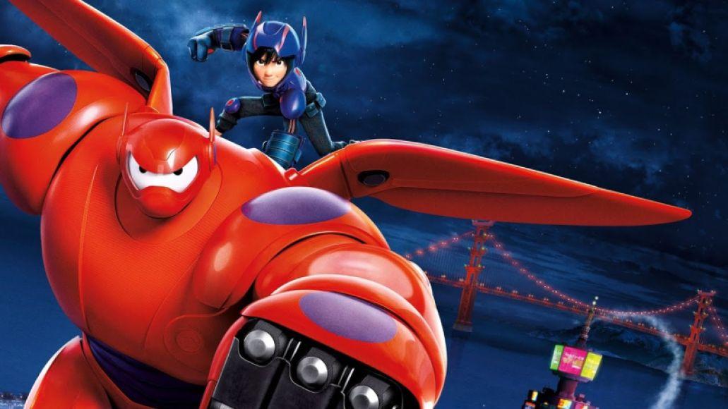 Big Hero 6, Animation, Disney