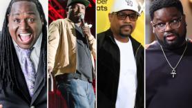 Bruce Bruce, Hannibal Buress, Martin Lawrence, Lil Rel LIT AF Tour 2020 dates