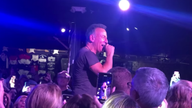 Bruce Springsteen surprise Stone Pony two-hour concert setlist video watch