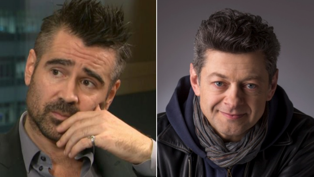 Colin Farrell and Andy Serkis join cast of The Batman