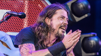 Dave Grohl Foo FIghters Dad Rock Not Cool