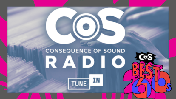 Decades border Consequence of Sound Radio November 11th Best of 2010s Decade