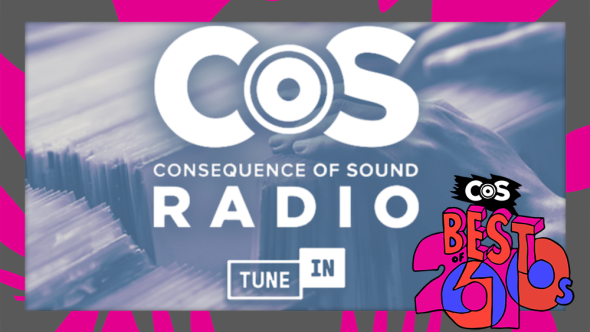 Decades border Consequence of Sound Radio November 4th Best of 2010s Decade