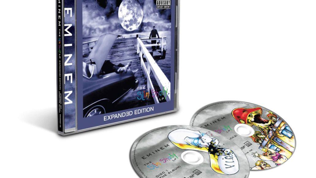 Eminem - The Slim Shady LP (Expanded Edition)