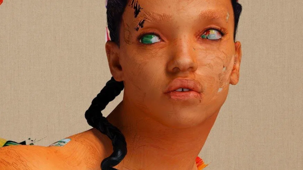 FKA twigs Magdalene Artwork