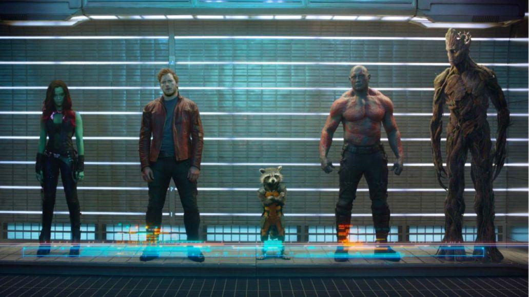 Guardians of the Galaxy, Chris Pratt, Marvel, Comic Book Movies