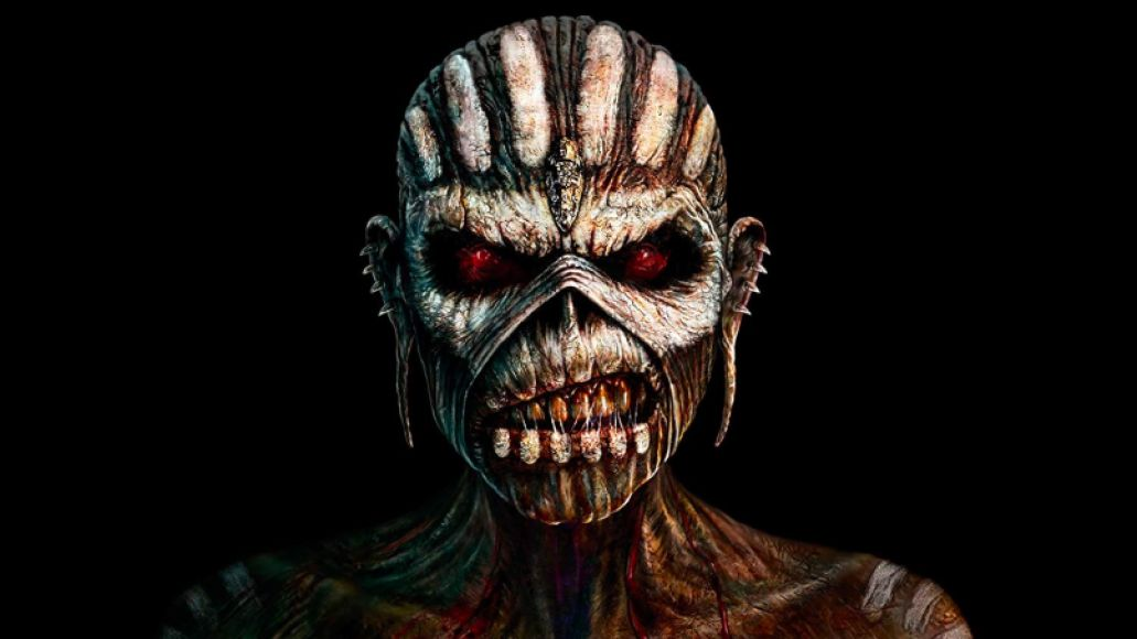 Iron Maiden - The Book of Souls - Top Metal Songs 2010