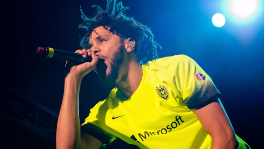 The Fall Off 2020 release date J. Cole, photo by Ben Kaye