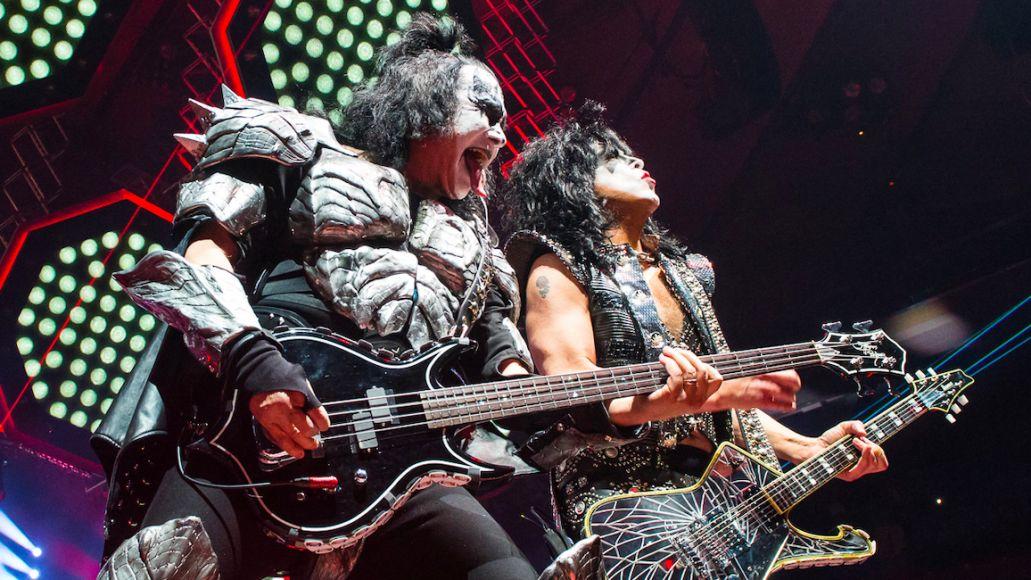KISS reveal final date of farewell tour