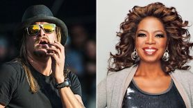 Kid Rock trashes Oprah in drunken rant