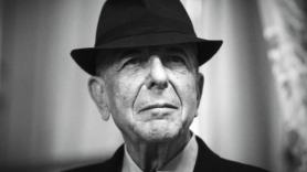 Leonard Cohen Thanks for the Dance posthumous new album stream Feist Beck Damien Rice Bryce Dessner Daniel Lanois