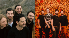 2020 co-headlining North American tour Cherry Glazerr Local Natives and Foals