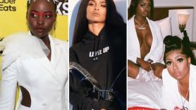 Lupita Nyong'o ciara city girls la la anthony melanin new song stream
