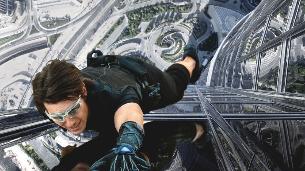 Mission: Impossible: Ghost Protocol (Paramount Pictures)