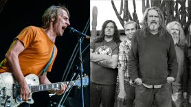 2020 US co-headlining tour dates Mudhoney and Meat Puppets, photos by Lior Phillips and Joseph Cultice