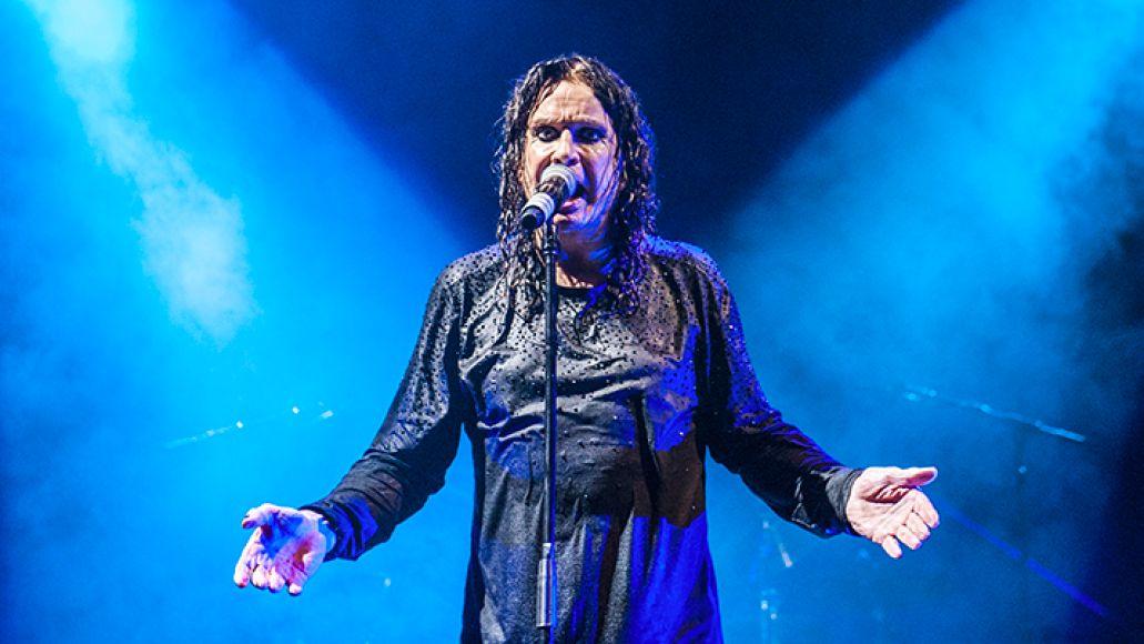 Ozzy Osbourne rescheduled Europe tour 2020