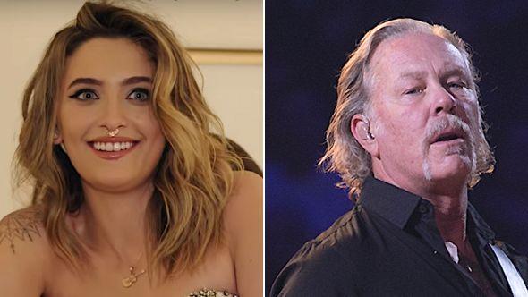 Paris Jackson skipped prom for Metallica show