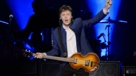 paul mccartney home tonight in a hurry songs new