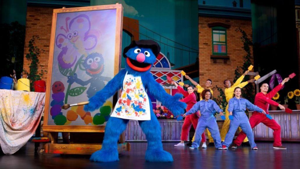 Sesame Street Live - Make Your Magic