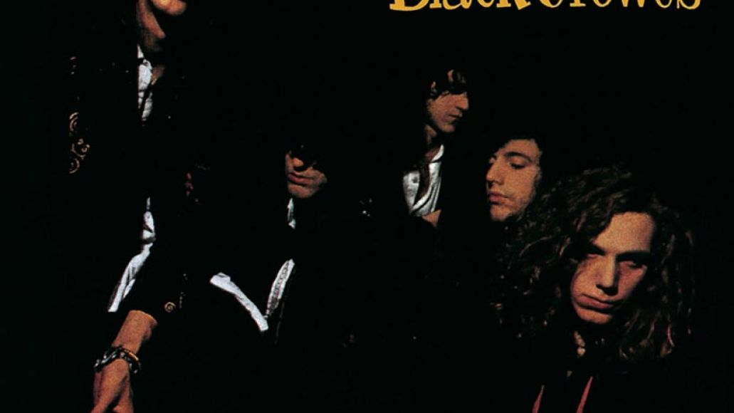 The Black Crowes' cover art for Shake Your Money Maker