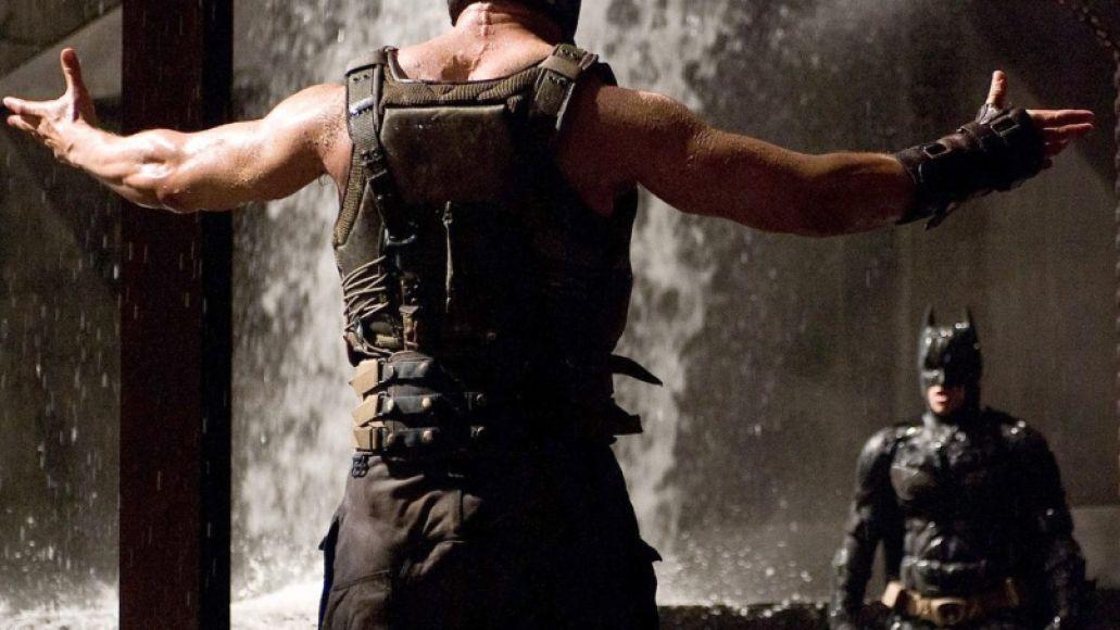 The Dark Knight Rises, Tom Hardy, Christian Bale, Batman, Warner Bros., Comic Book Movie