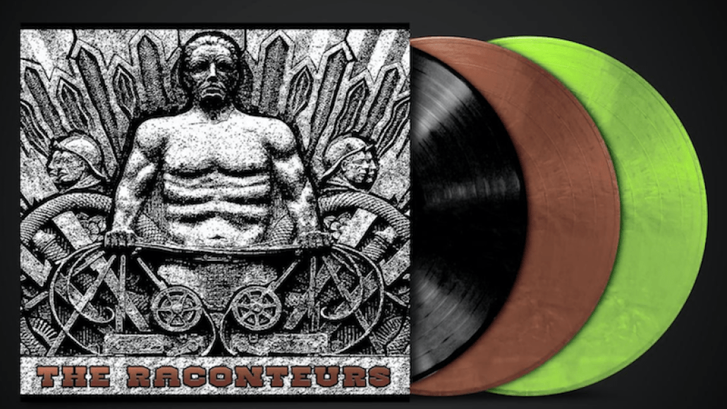 The Raconteurs Live In Tulsa Vault Package