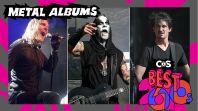 Top Metal Albums of 2010s