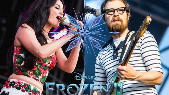 Weezer Kacey Musgraves Panic at the Disco forzen 2 II soundtrack disney